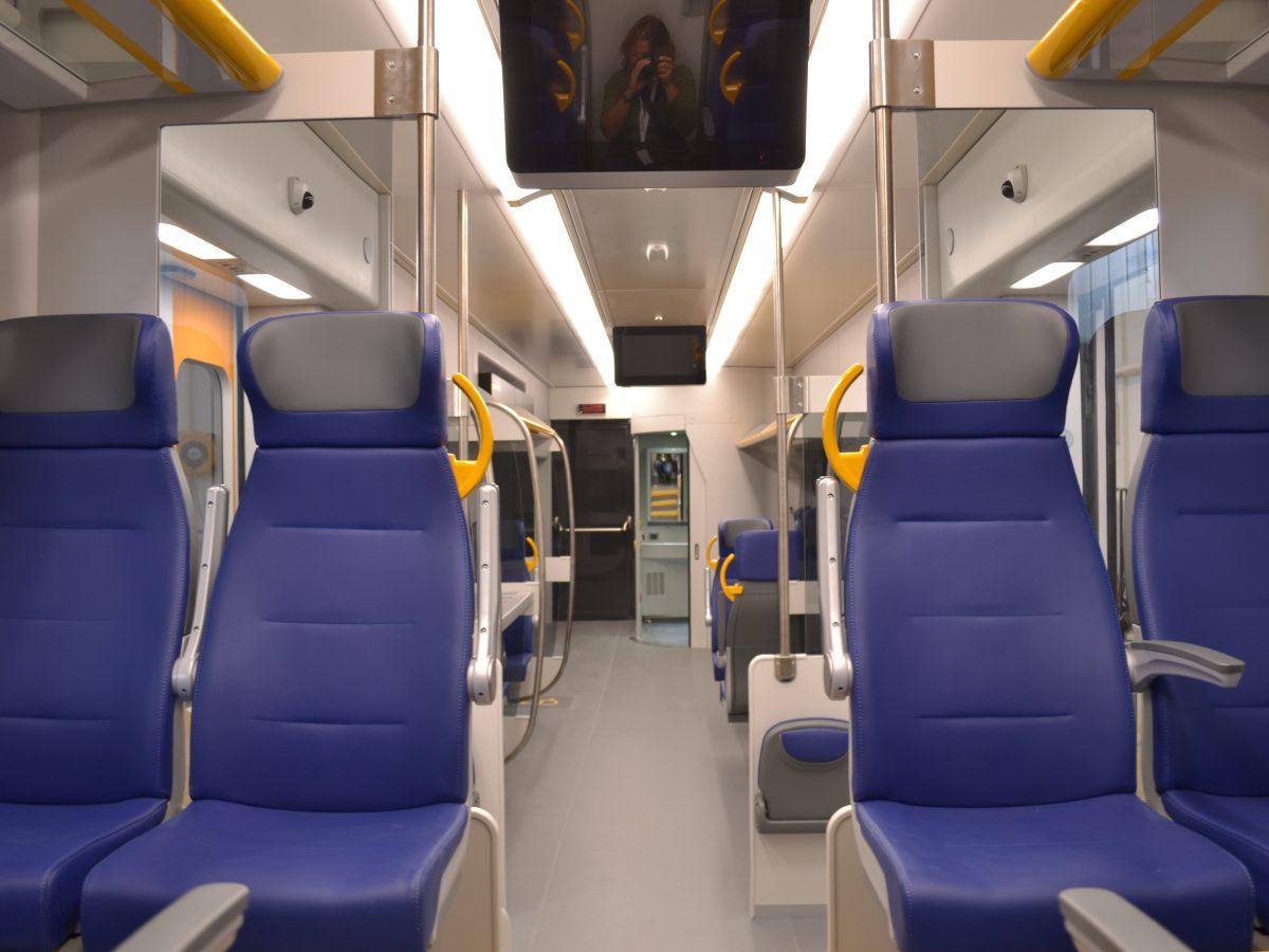 Alstom presenta: POP, lultima generazione di treni regionali ...