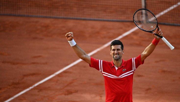 Tennis, Djokovic ha nel mirino Grande Slam e record di titoli. Nole è l'uomo da battere a Wimbledon e US Open su Sisal.it